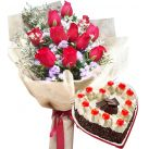 Send Flower with Cake to Cebu